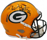 David Bakhtiari Signed Packers Full-Size Authentic On-Field Speed Helmet (Radtke COA) at PristineAuction.com