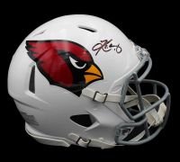 Kyler Murray Signed Cardinals Full-Size Authentic On-Field Speed Helmet (Beckett COA) at PristineAuction.com