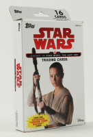 2020 Topps Journey To Star Wars: The Last Jedi Hanger Box at PristineAuction.com