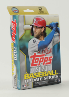 2020 Topps Baseball Update Series Hanger Box with (67) Cards at PristineAuction.com