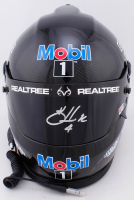 Kevin Harvick Signed NASCAR Mobil 1 Full-Size Helmet (PA COA) at PristineAuction.com