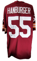 "Chris Hanburger Signed Jersey Inscribed ""HOF 2011"" (JSA COA) at PristineAuction.com"
