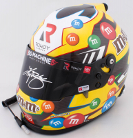 Kyle Busch Signed NASCAR M&M's Full-Size Helmet (PA COA) at PristineAuction.com