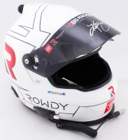 Kyle Busch Signed NASCAR Rowdy Energy Full-Size Helmet (PA COA) at PristineAuction.com