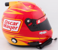 Ryan Newman Signed NASCAR Oscar Mayer Full-Size Helmet (PA COA) at PristineAuction.com