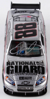 Dale Earnhardt Jr. Signed 2008 NASCAR #88 National Guard / 3 Doors Down / Citizen Soldier - 1:24 Premium Action Diecast Car (Dale Jr. Hologram & COA) at PristineAuction.com