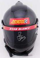 Ryan Blaney Signed NASCAR Advance Auto Parts Full-Size Helmet (PA COA) at PristineAuction.com