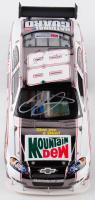 Dale Earnhardt Jr. Signed 2008 NASCAR #88 Mountain Dew Retro - Gunmetal - 1:24 Premium Action Diecast Car (Dale Jr. Hologram & COA) at PristineAuction.com
