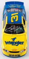 Dale Earnhardt Jr. Signed 1999 NASCAR #31 Wrangler - 1:24 Premium Action Diecast Car (Dale Jr. Hologram & COA) at PristineAuction.com