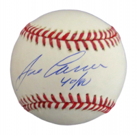 "Jose Canseco Signed OML Baseball Inscribed ""40/40"" (JSA COA) at PristineAuction.com"