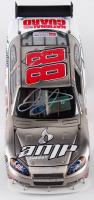 Dale Earnhardt Jr. Signed 2009 NASCAR #88 Amp Energy / National Guard - Brushed Metal - 1:24 Premium Action Diecast Car (Dale Jr. Hologram & COA) at PristineAuction.com