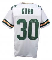 John Kuhn Signed Jersey (JSA COA) at PristineAuction.com