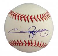 Jimmy Rollins Signed OML Baseball (MLB Hologram) at PristineAuction.com