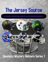The Jersey Source Specialty Mystery Box Helmets SH1 at PristineAuction.com