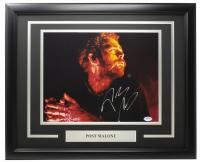 Post Malone Signed 16x20 Custom Framed Photo Display (PSA COA) at PristineAuction.com
