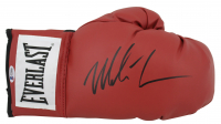 Mike Tyson Signed Everlast Boxing Glove (Beckett COA) at PristineAuction.com
