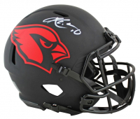 Kyler Murray Signed Cardinals Full-Size Authentic On-Field Eclipse Alternate Speed Helmet (Beckett COA) at PristineAuction.com