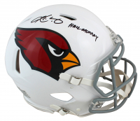 "Kyler Murray Signed Cardinals Full-Size Authentic On-Field Speed Helmet Inscribed ""Hail Murray"" (Beckett COA) at PristineAuction.com"
