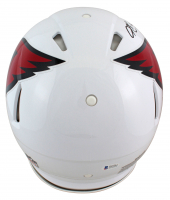 """Kyler Murray Signed Cardinals Full-Size Authentic On-Field Speed Helmet Inscribed """"Hail Murray"""" (Beckett COA) at PristineAuction.com"""