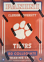2016 Panini Collegiate Series Clemson Tigers Multi-Sport Blaster Box with (10) Packs at PristineAuction.com