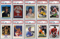 Icon Authentic SPX Series 43 Mystery Box 50+ Cards Per Box at PristineAuction.com