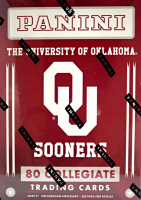 2016 Panini Collegiate Series Oklahoma Sooners Multi-Sport Blaster Box with (10) Packs at PristineAuction.com