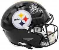 Troy Polamalu Signed Steelers Full-Size Authentic On-Field SpeedFlex Helmet (Radtke COA) at PristineAuction.com