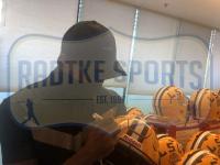 "Patrick Peterson Signed LSU Tigers Full-Size Authentic On-Field SpeedFlex Helmet Inscribed ""DB U"" (Radtke COA) at PristineAuction.com"