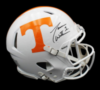 Jason Witten Signed Tennessee Volunteers Full-Size Authentic On-Field Speed Helmet (Beckett COA) at PristineAuction.com