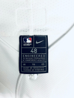 Los Angeles Dodgers 2020 World Series Champions Jersey Team-Signed by (12) with Mookie Betts, Clayton Kershaw, Cody Bellinger, Corey Seager (MLB Hologram) at PristineAuction.com