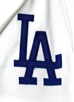 """Corey Seager Signed Los Angeles Dodgers 2020 World Series Champion Patch Jersey Inscribed """"2020 WS MVP"""" (Fanatics Hologram & MLB Hologram) at PristineAuction.com"""