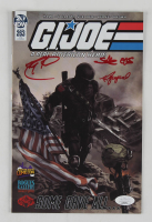 "Ray Park & Vo Nguyen Signed 2019 ""G.I. Joe: A Real American Hero!"" Issue #263 IDW Comic Book Inscribed ""Snake Eyes"" (JSA COA) at PristineAuction.com"