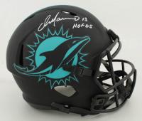 "Dan Marino Signed Dolphins Full-Size Eclipse Alternate Speed Helmet Inscribed ""HOF 05"" (JSA COA) at PristineAuction.com"
