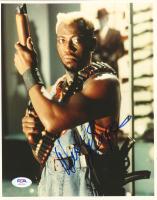 """Wesley Snipes Signed """"Demolition Man"""" 8x10 Photo (PSA Hologram) at PristineAuction.com"""