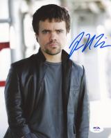 Peter Dinklage Signed 8x10 Photo (PSA Hologram) at PristineAuction.com