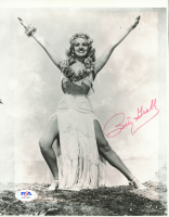 """Betty Grable Signed """"Coney Island"""" 8x10 Photo (PSA Hologram) at PristineAuction.com"""