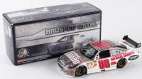 Dale Earnhardt Jr. Signed 2009 NASCAR #88 National Guard / Amp Energy - Brushed Metal - 1:24 Premium Action Diecast Car (Dale Jr. Hologram & COA) at PristineAuction.com