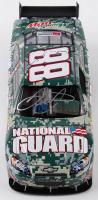 Dale Earnhardt Jr. Signed 2008 NASCAR #88 National Guard - Digital Camo - 1:24 Premium Action Diecast Car (Dale Jr. Hologram & COA) at PristineAuction.com