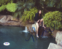 Nikki Reed Signed 8x10 Photo (PSA Hologram) at PristineAuction.com