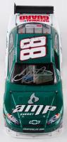 Dale Earnhardt Jr. Signed 2008 NASCAR #88 AMP Energy / Mountain Dew - 1:24 Premium Action Diecast Car (Dale Jr. Hologram & COA) (See Description) at PristineAuction.com