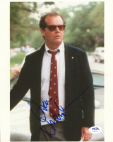 Jack Nicholson Signed 8x10 Photo (PSA LOA) at PristineAuction.com
