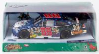 Dale Earnhardt Jr. Signed 2009 NASCAR #88 JR Motorsports Christmas - 1:24 Premium Winner's Circle Diecast Car (Dale Jr. Hologram & COA) at PristineAuction.com