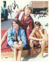 Micky Dolenz, Davy Jones & Peter Tork Signed 8x10 Photo (PSA LOA) at PristineAuction.com