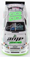 Dale Earnhardt Jr. Signed 2011 NASCAR #88 AMP Energy Sugar Free - Flashcoat Color - 1:24 Premium Action Diecast Car (Dale Jr. Hologram & COA) at PristineAuction.com