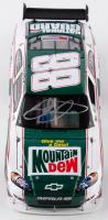 Dale Earnhardt Jr. Signed 2008 NASCAR #88 Mountain Dew Retro - 1:24 Premium Action Diecast Car (Dale Jr. Hologram & COA) at PristineAuction.com