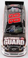 Dale Earnhardt Jr. Signed 2012 NASCAR #88 National Guard - Brushed Metal - 1:24 Premium Action Diecast Car (Dale Jr. Hologram & COA) at PristineAuction.com