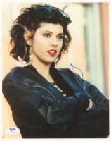 Marisa Tomei Signed 8x10 Photo (PSA Hologram) at PristineAuction.com