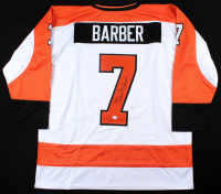 Bill Barber Signed Jersey (PSA COA) at PristineAuction.com