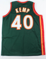 Shawn Kemp Signed Jersey (PSA COA) at PristineAuction.com