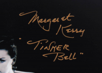 """Margaret Kerry Signed """"Peter Pan"""" 11x14 Photo Inscribed """"Tinker Bell"""" (JSA COA) at PristineAuction.com"""